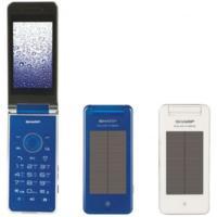 Sharp empieza a exportar teléfonos solares fuera de Japón