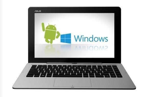 ASUS podría abandonar los portátiles con dual-boot debido a presiones de Microsoft y Google