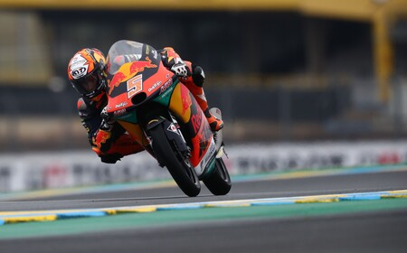 Masia Francia Moto3 2021