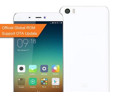 Xiaomi Mi5 32GB con ROM Global por 208 euros y envío gratis