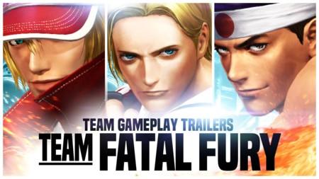 El legendario Garou Team protagoniza el nuevo tráiler de King of Fighters XIV