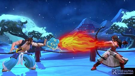 Fantasy Strike, el título de peleas que quiere revolucionar la forma de jugar