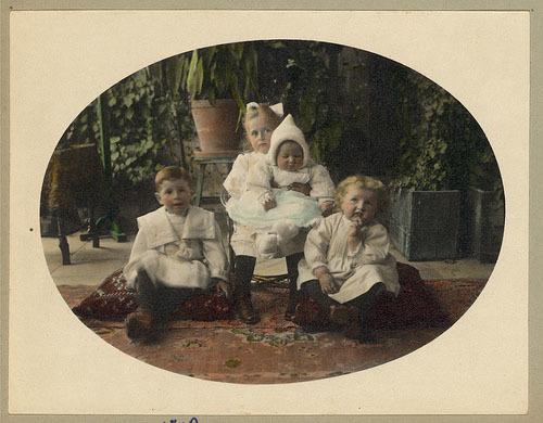 Foto de Fotos viejas de bebés (3/9)
