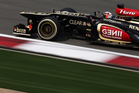 "Lotus decidió no cambiar la ""nariz"" de Kimi Raikkonen"