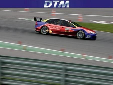 Citroën podría meterse en la lucha Audi-Mercedes del DTM