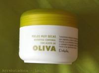 Crema Deliplus para pieles muy secas: con aceite de oliva