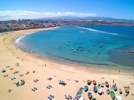 Playa Las Canteras 1