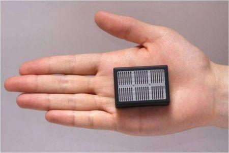 Sony Hybrid Fuel Cell, batería de células de combustible