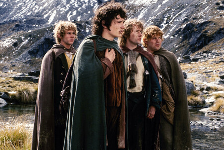 Comunidad Anillos Hobbits