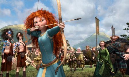 Taquilla USA: Pixar vuelve a triunfar con 'Brave'