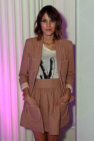 La fiesta de Mulberry reune a las it girls británicas... y a Olivia Palermo