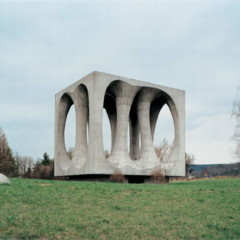 Foto 2 de 12 de la galería spomenik-la-yugoslavia-mas-cosmica en Decoesfera