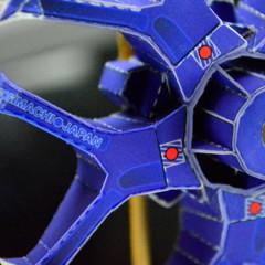 Foto 8 de 9 de la galería yamaha-yzf-r1-origami en Motorpasion Moto