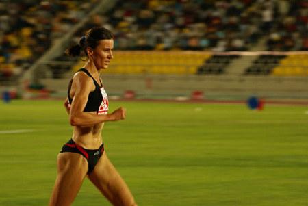 La pérdida de menstruación en las mujeres deportistas