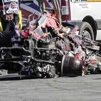 Red Bull gastará 1,5 millones de euros en reparar el coche de Max Verstappen tras el accidente con Lewis Hamilton