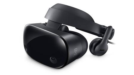 Se filtran las Samsung Odyssey VR: más resolución para ganarle la partida a las Oculus Rift y HTC Vive