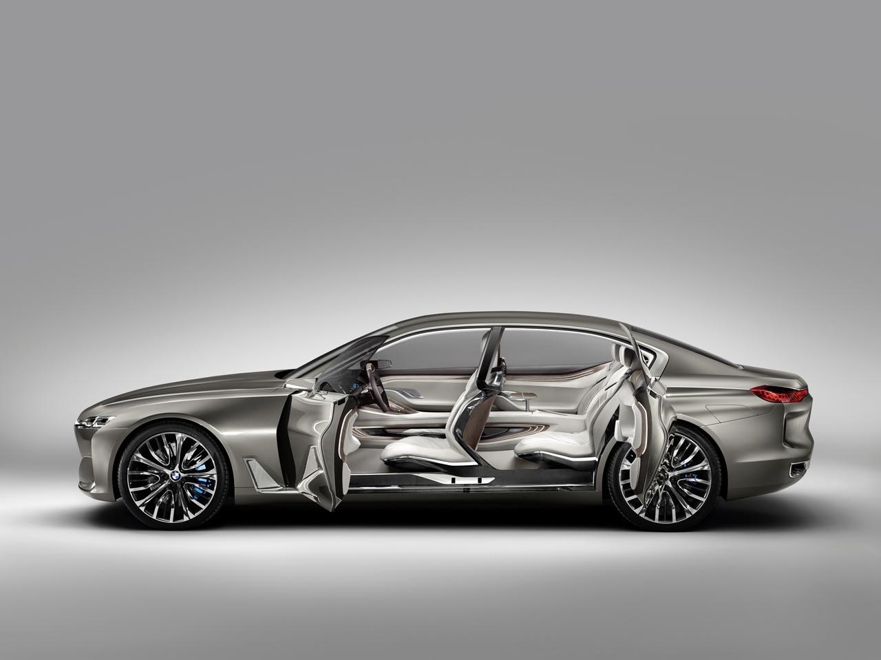 Foto de BMW Vision Future Luxury (17/42)