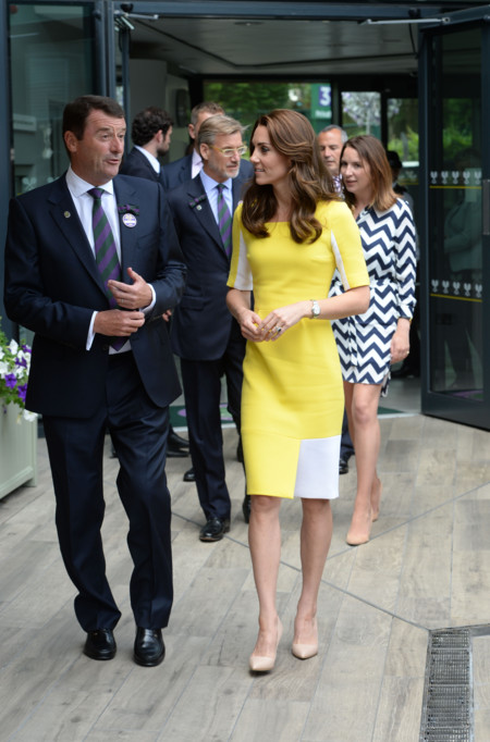 Kate Middleton De Amarillo