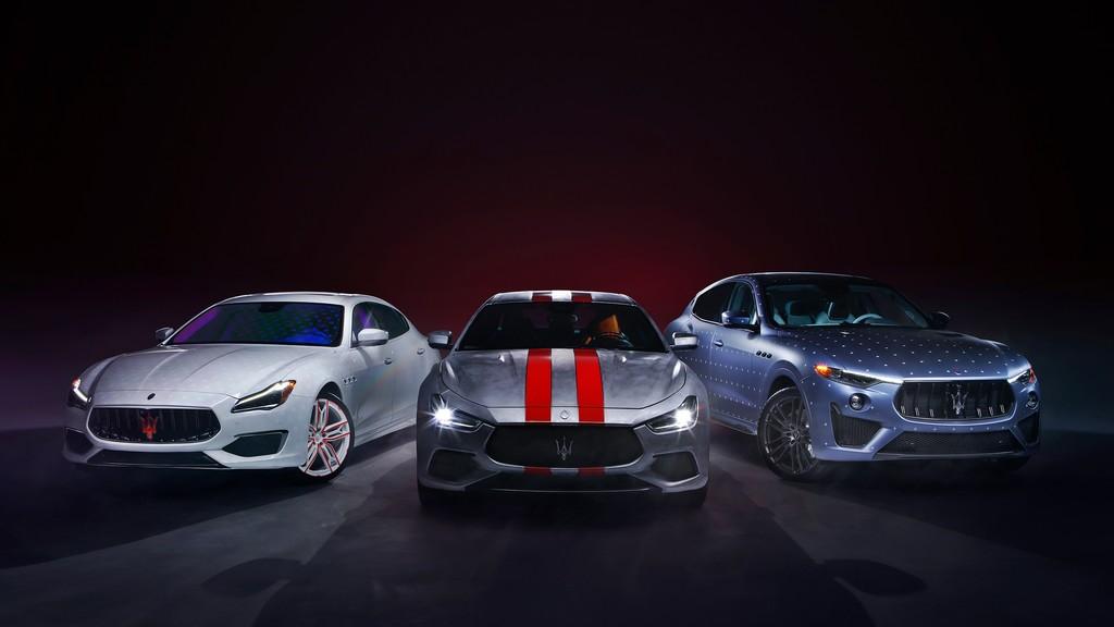 Maserati quiere recuperar su gloria, y va a probar suerte con las lucrativas personalizaciones de fábrica