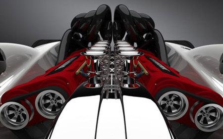 Honda Racer Hot Wheels