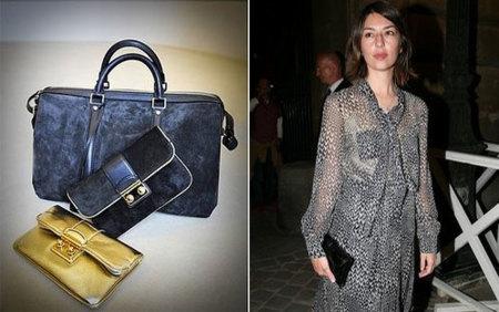 Los diseños de Sofía Coppola para Louis Vuitton