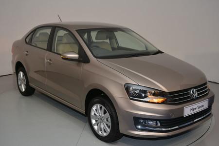 Volkswagen Vento Facelift 2015 1