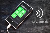 NFC Toolkit, saca todo el partido a NFC desde Windows Phone 8