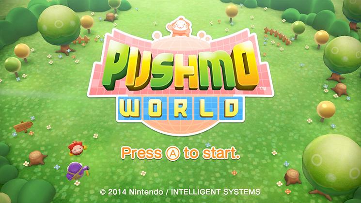 Foto de Imágenes de Pushmo World (1/12)