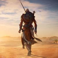 Assassin's Creed: Origins requerirá más de 42 GB de espacio en el disco duro