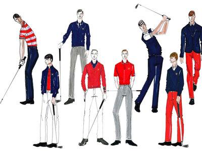 Del tenis al golf: LACOSTE diseñará los uniformes para la Presidents Cup 2017