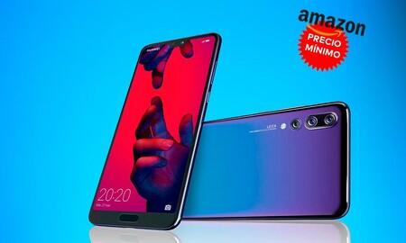 Más barato todavía: Amazon te deja el Huawei P20 Pro a precio mínimo, por sólo 319 euros