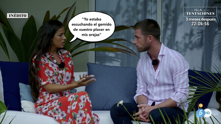 Esto es lo que pasó entre Melyssa Pinto y Tom Brusse después de su hoguera final en 'La Isla de las Tentaciones': ¡Sexo!