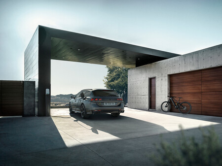 Peugeot 508 Sport Engineered Sw Cargando
