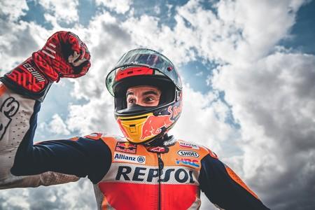 Marquez Aragon Motogp 2019