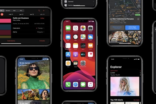 iOS 13 ya disponible: todas las novedades, dispositivos compatibles y pasos para actualizar tu iPhone