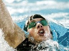 natación espalda