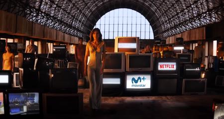 Movistar extiende los beneficios de integrar Netflix en Fusión #0 y Base