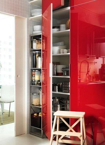C mo mantener la despensa de la cocina ordenada for Muebles para despensa cocina