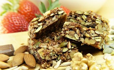 Las barritas de cereales para consumir entre horas, ordenadas de mejor a peor