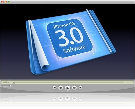 Video de la Keynote del iPhone OS 3.0 ya disponible
