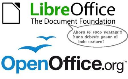 LibreOffice 3.3.3 y sin noticias de OpenOffice