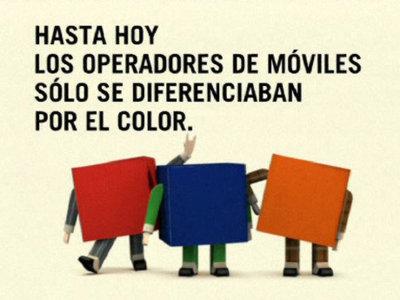 Imagen de la semana: Las diferencias entre operadores