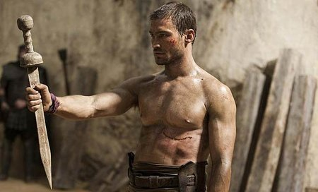 Fallece Andy Whitfield, protagonista de 'Spartacus'