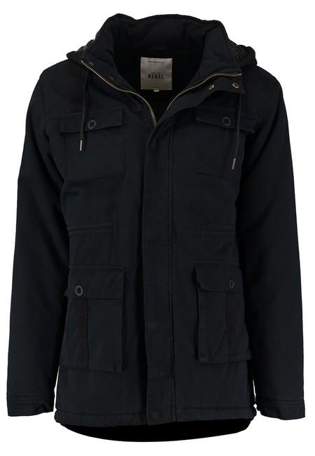 55% de descuento en el abrigo Norman de Redefined Rebel: ahora cuesta 44,95 euros en Zalando con envío gratis