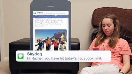 Skydog es el router con el que podrás controlar todo lo que ocurre en tu red