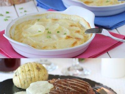 Las tres mejores recetas para los amantes del queso (un menú completo)