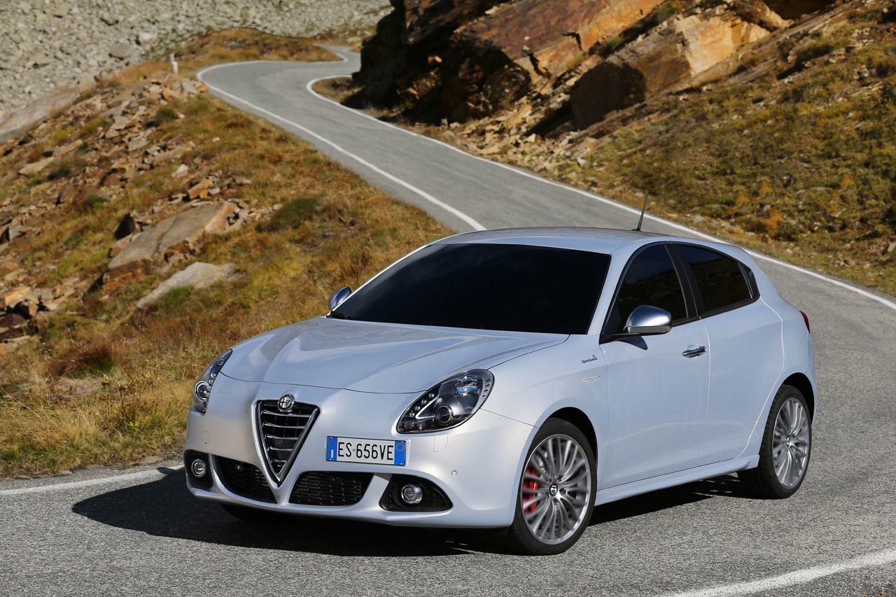 Foto de Alfa Romeo Giulietta 2014 (18/38)