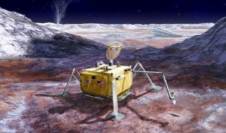 Así será la nave de la NASA que quiere aterrizar en Europa