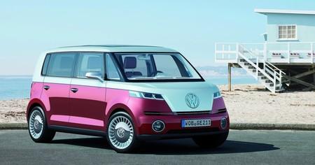 Volkswagen Bulli Concept 2011