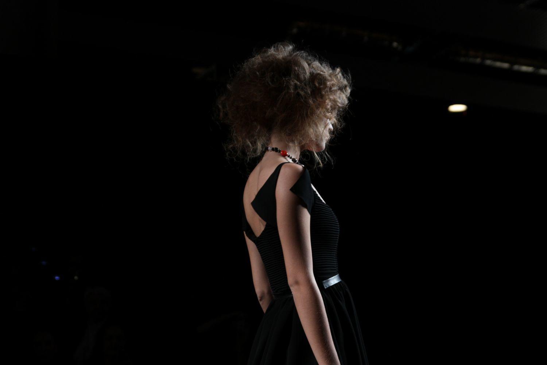 Foto de Alma Aguilar en la Cibeles Madrid Fashion Week Otoño-Invierno 2011/2012 (56/126)